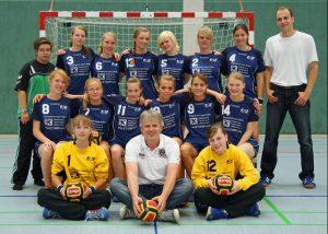 Aktionen - Energietechnik Küper als Sponsor für TuRa Handball B-Jugend