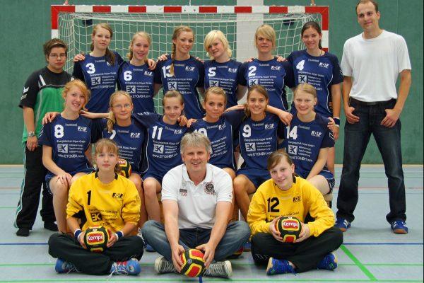 TuRa Handball B-Jugend