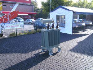 Aktionen - Hausmesse 2009 der Energietechnik Küper