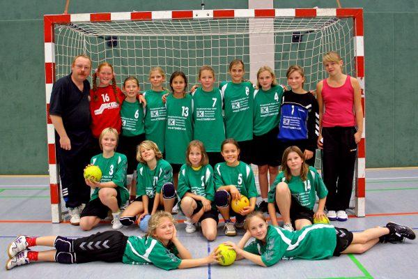 TuRa Handball D-Jugend