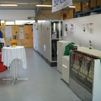 Produktausstellung Niederspannung