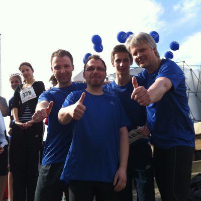 Unser EK-Männer Team!