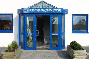Energietechnik Küper Eingang
