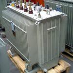 Öltransformatoren 1